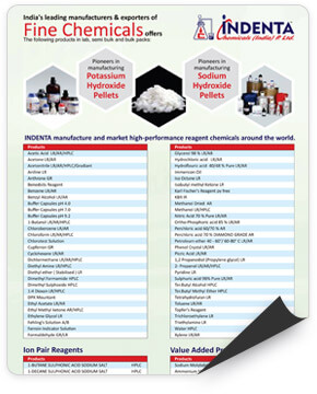 Download Lab Reagents & Fine Chemicals Brochure